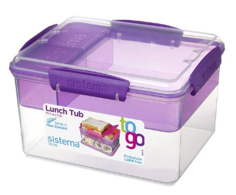 Lunch Tub To Go Sistema