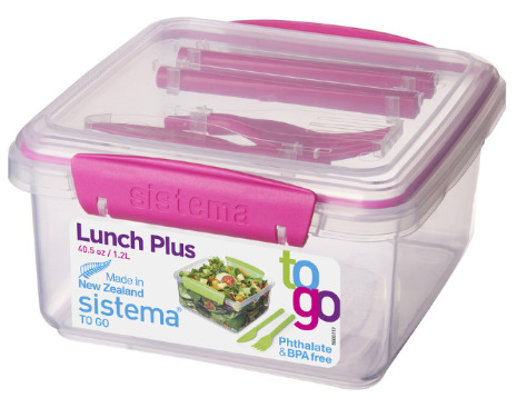 Lunch Plus To Go Sistema