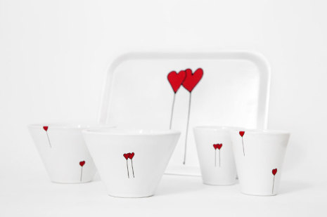 ERBJUDANDE Set Be With You Design Lena Larsson