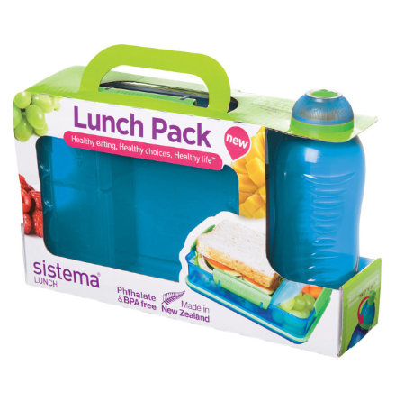 Lunch Pack Sistema
