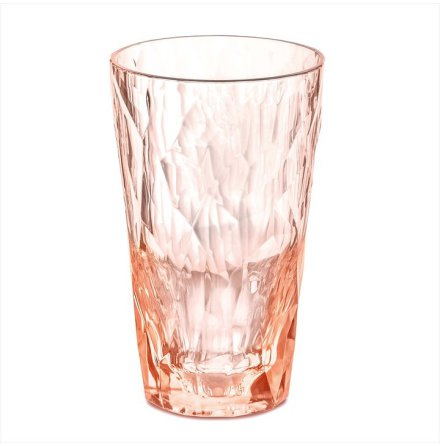 CLUB NO. 6 Longdrinkglas 300ml, rose