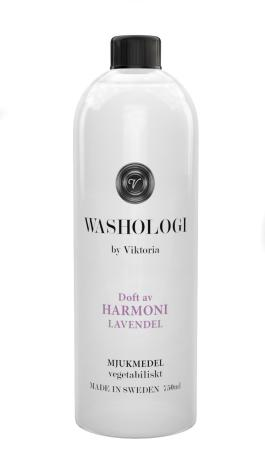 Mjukmedel Harmoni 750 ml Washologi