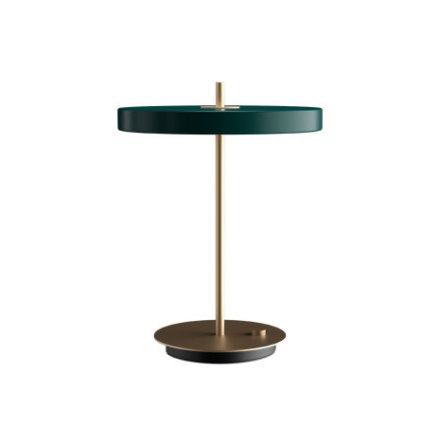 UMAGE Asteria Bordslampa, Forest Green