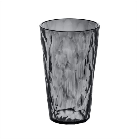 CRYSTAL 2.0 L, Högt dricksglas 6-pack transparent grey